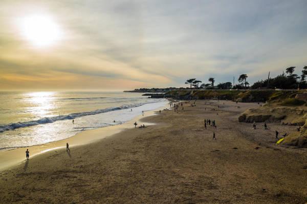 Photograph - Its Beach Afternoon In Santa Cruz by Priya Ghose