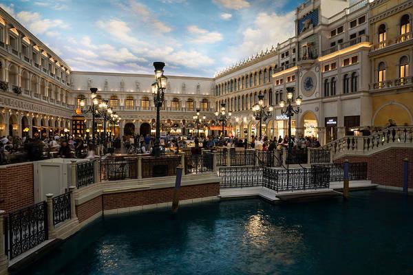 Photograph - It's Not Venice by Georgia Mizuleva