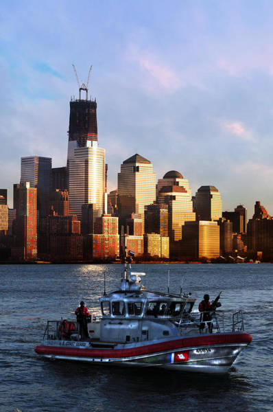 September 11 Attacks Photograph - Its Our Freedom by Paul Ward