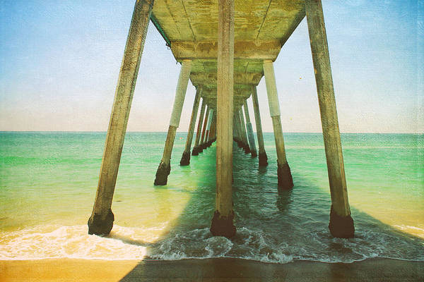 Ca Photograph - I've Been Here Before by Laurie Search