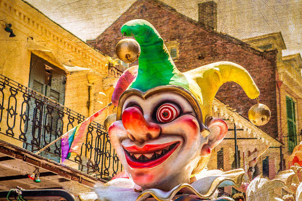 Photograph - I've Never Liked Clowns by Melinda Ledsome