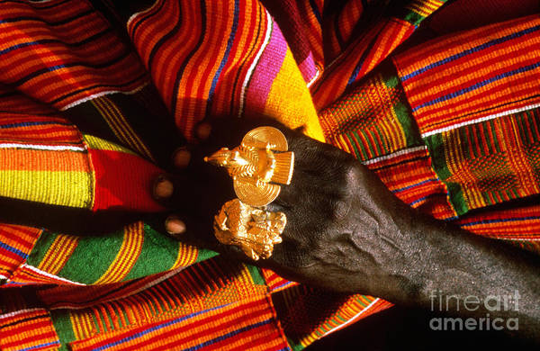 Photograph - Ivorian Woman by Explorer