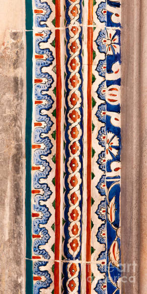 Glazed Tiles Photograph - Iznik 19 by Rick Piper Photography
