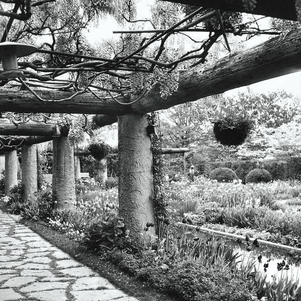 Wilmington Delaware Wall Art - Photograph - J Dudley Clarks Garden In Wilmington by Ralph Bailey