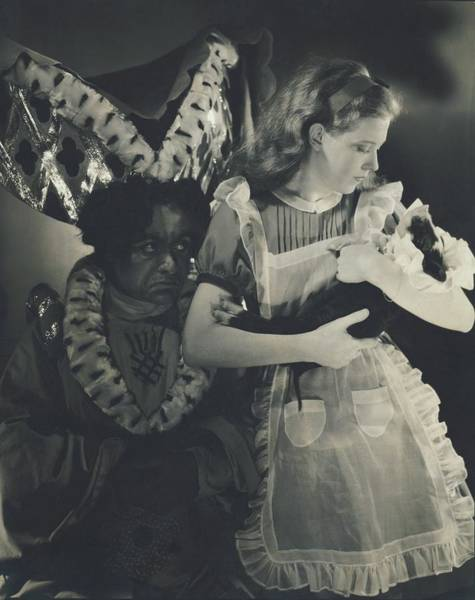 Dressing Photograph - J. Edward Roomberg And Josephine Hutchinson by Edward Steichen