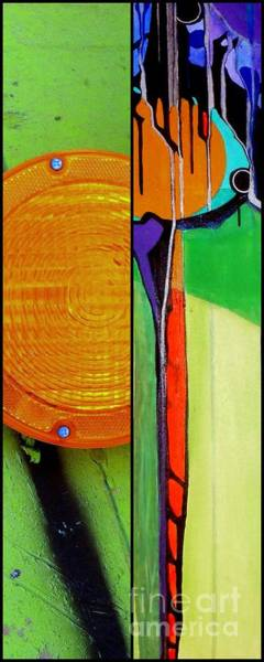Painting - j HOT 19 by Marlene Burns