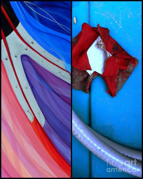 Painting - j HOT 33 by Marlene Burns