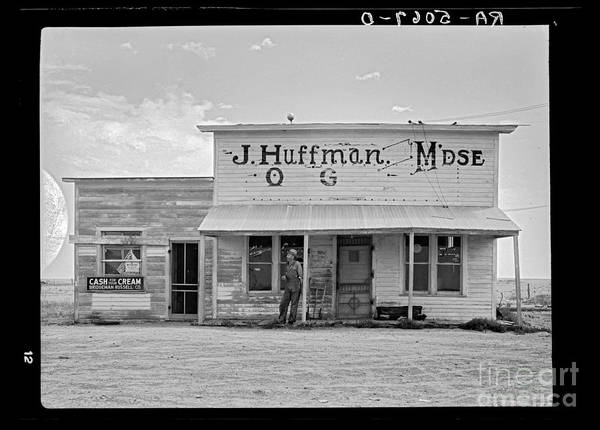 Photograph - J Huffman by Russell Brown