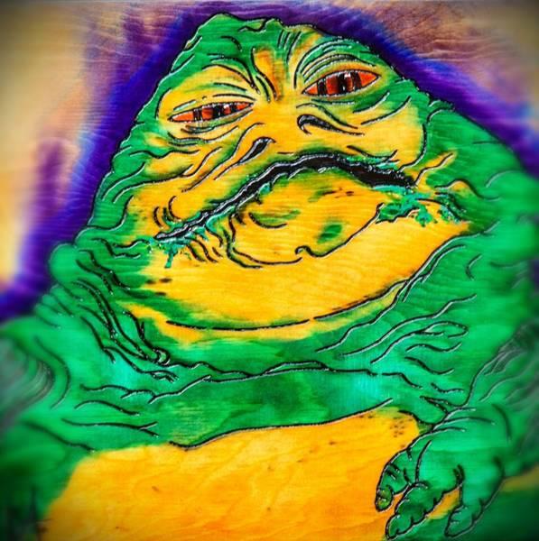 Wall Art - Photograph - Jabba The Hutt by Errick Freeman