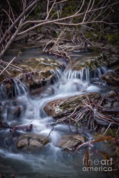 Photograph - Jack Creek by Larry McMahon
