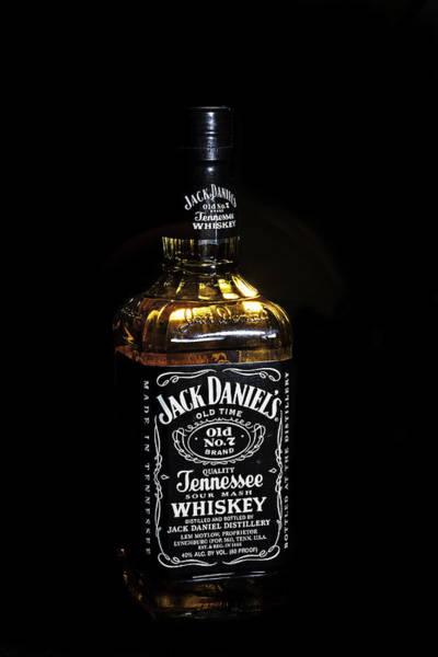 Photograph - Jack Daniel's Old No. 7 by James Sage