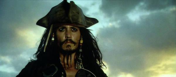 Orlando Bloom Painting - Jack Sparrow by Jack Hood