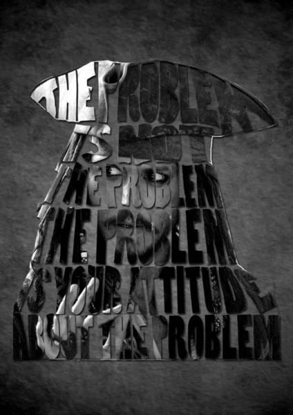Pirates Of The Caribbean Digital Art - Jack Sparrow Quote Typography Design by Georgeta Blanaru
