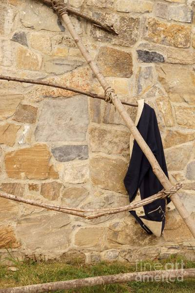 Photograph - Jacket Hanging by Kerri Mortenson