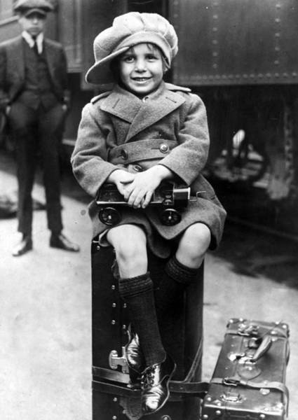 Wall Art - Photograph - Jackie Coogan by Retro Images Archive