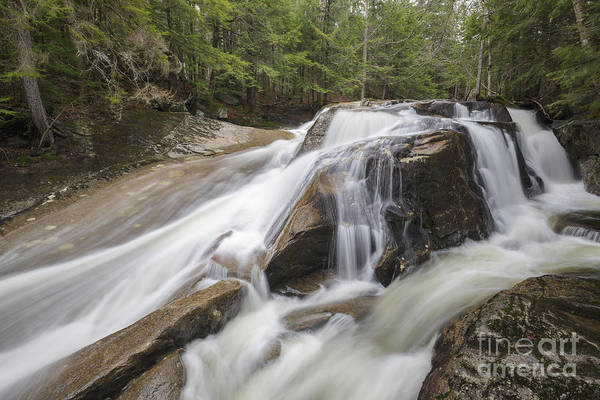 Photograph - Jackman Falls - North Woodstock New Hampshire Usa  by Erin Paul Donovan