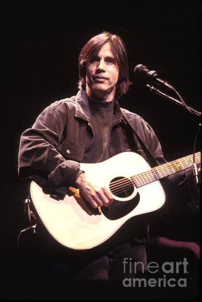 Wall Art - Photograph - Jackson Browne by Concert Photos