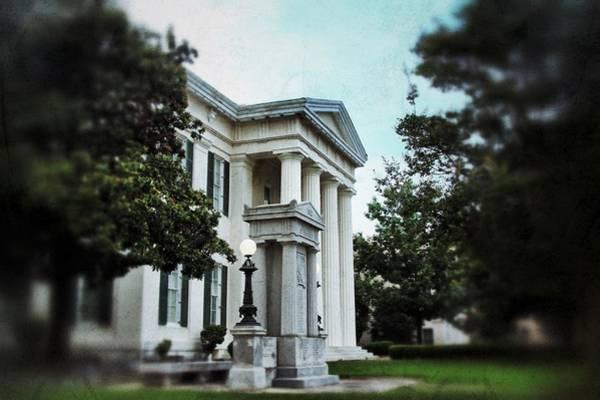 Photograph - Jackson City Hall by Jim Albritton