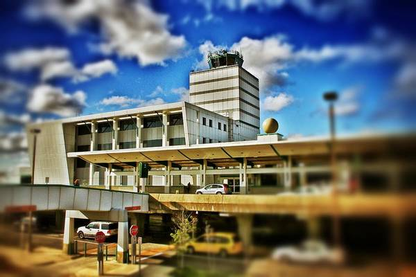 Photograph - Jackson Evers International Airport by Jim Albritton