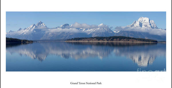 Jackson Hole Photograph - Jackson Lake At Grand Teton National Park  by Twenty Two North Photography