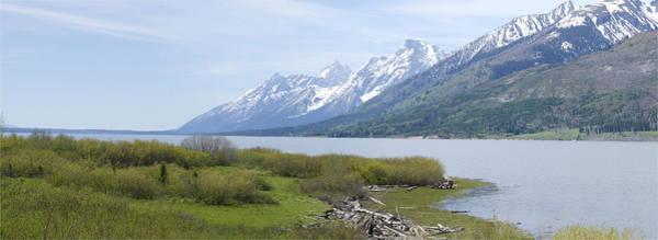 Photograph - Jackson Lake by Lynn Hansen