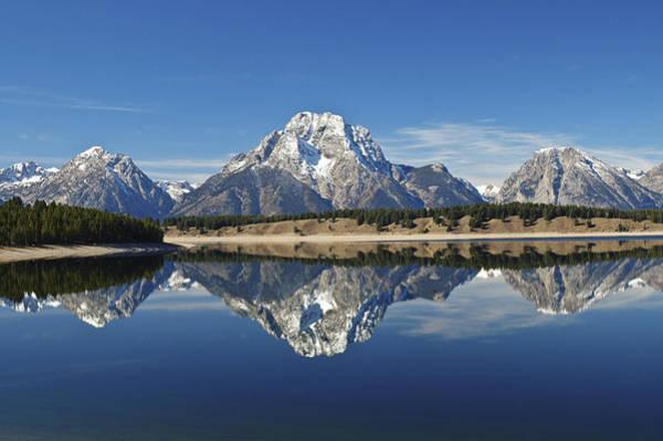 Photograph - Jackson Lake Reflection by Lee Kirchhevel