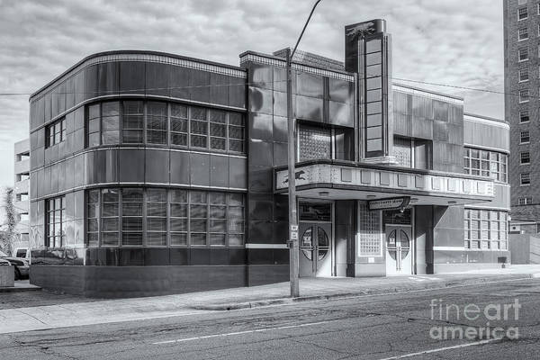 Photograph - Jackson Mississippi Greyhound Bus Station Iv by Clarence Holmes
