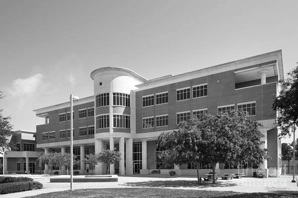 Photograph - Jackson State University H. T. Sampson Library  by University Icons