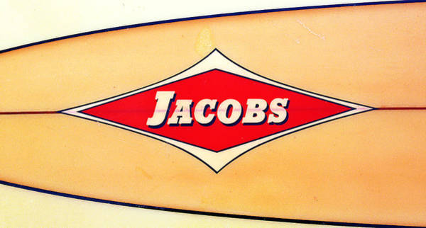 Wall Art - Photograph - Jacobs by Ron Regalado