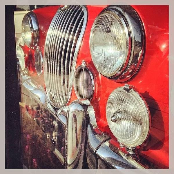 Jaguar Photograph - #jaguar #car_czars #carporn #mv_cars by Mike Valentine