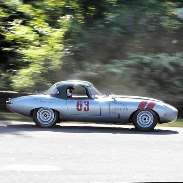 Jaguar Photograph - #jaguar #etype #jaguaretype by Motorsports The Real