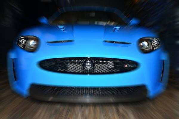 Photograph - Jaguar R - S Supercharged 2013 by Dragan Kudjerski