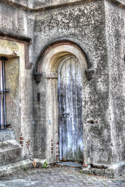 Photograph - Jail Door by Dale Powell