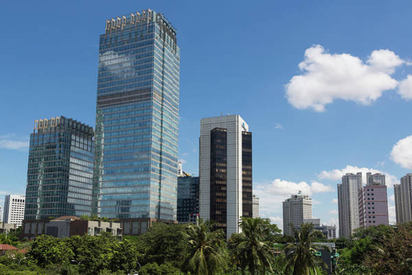 Jakarta Photograph - Jakarta Modern Cityscape by @ Didier Marti