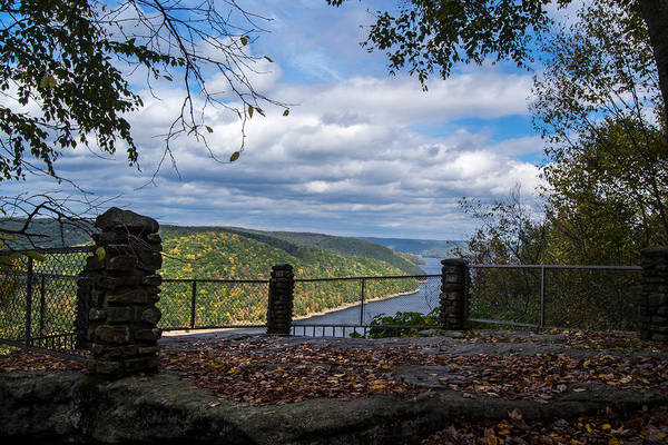 Wall Art - Photograph - Jakes Rocks Overlook by Anthony Thomas