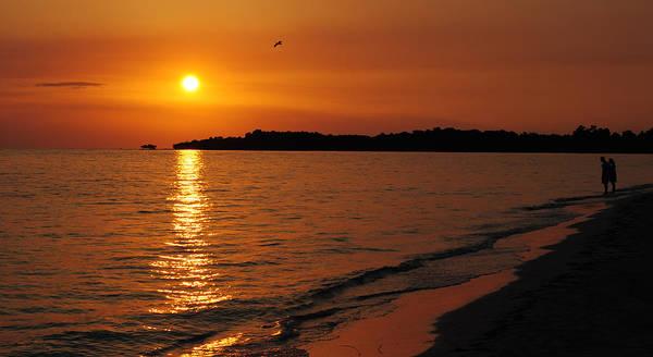 Photograph - Jamaica Sunset by David Hart