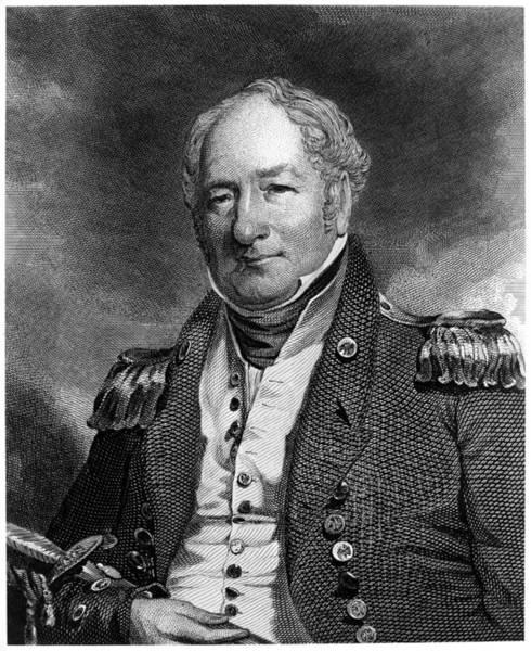 Photograph - James Barron (1768-1851) by Granger