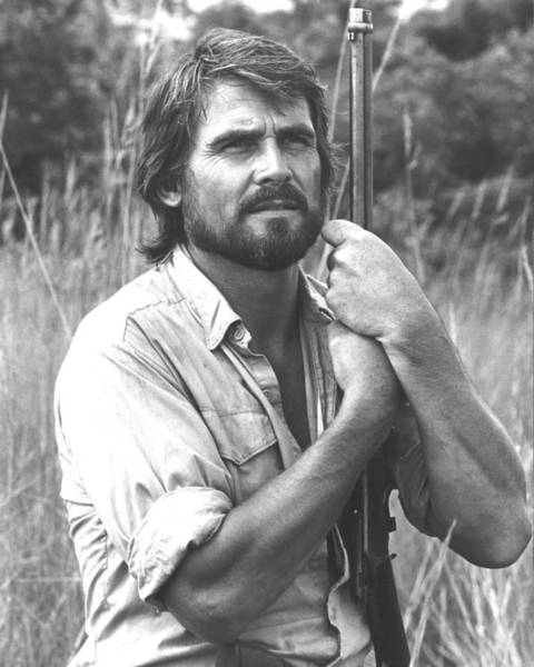 Wall Art - Photograph - James Brolin In High Risk  by Silver Screen