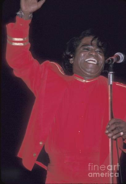 Wall Art - Photograph - James Brown by Concert Photos