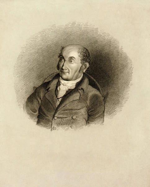 1812 Photograph - James Sadler by Library Of Congress/science Photo Library
