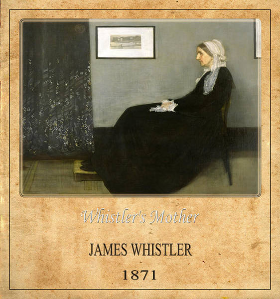 Photograph - James Whistler 1 by Andrew Fare