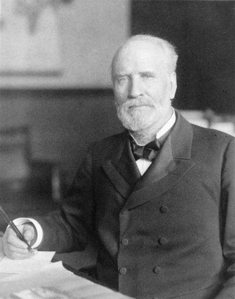Wall Art - Photograph - James Wilson (1835-1920) by Granger