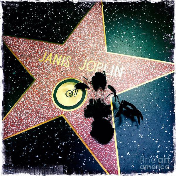 Janis Joplin Photograph - Janis Joplin by Nina Prommer