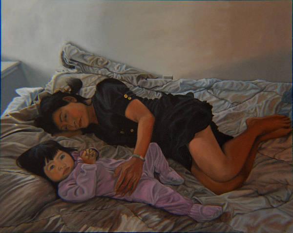 January Afternoon Mukilteo Washington Art Print