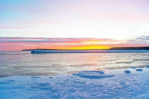 Photograph - January Sunrise  by Gary McCormick