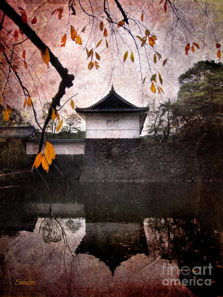 Japanese Autumn Art Print