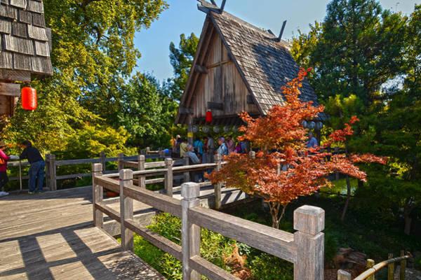 Photograph - Japanese Garden 9064 by Ricardo J Ruiz de Porras