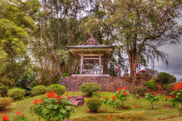Photograph - Japanese Garden by Jim Thompson