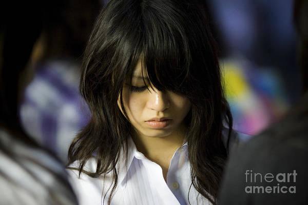 Photograph - Japanese Sadness by Asiadreamphoto