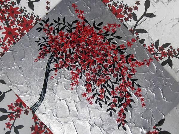 Bonsai Tree Digital Art - Japanese Tree by Cathy Jacobs